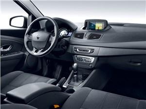 Renault Megane 2013 водительское место