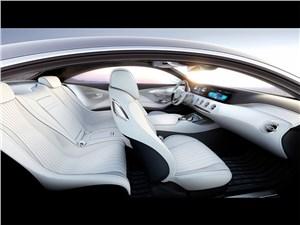 Предпросмотр mercedes-benz s-klasse концепт 2014 салон