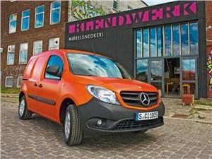 Mercedes-Benz Citan - mercedes-benz citan 2012 вид спереди