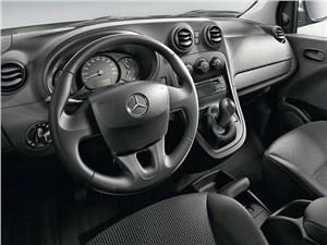 Mercedes-Benz Citan 2012 водительское место