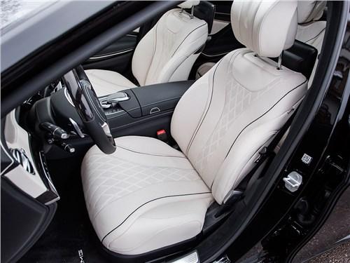 Mercedes-Benz S500 AMG 2014 передние кресла