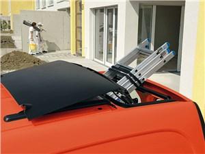 Предпросмотр mercedes-benz citan 2012 люк в крыше