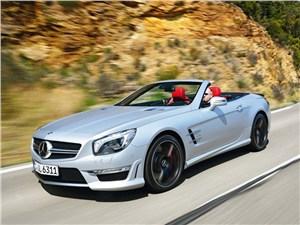 Mercedes-Benz SL-Class AMG - mercedes-benz sl 63 amg 2012 вид спереди