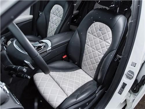 Предпросмотр mercedes-benz glc coupe 2017 передние кресла