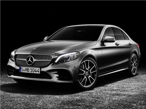 Новость про Mercedes-Benz C-Class - Mercedes-Benz C-класса