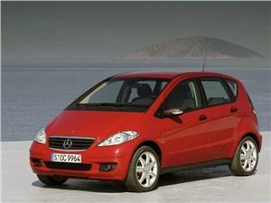 Немецкий гольф-класс на вторичном рынке (VW Golf IV, Audi A3, Ford Focus, Opel Astra, Mercedes-Benz A-Klasse) A-Class