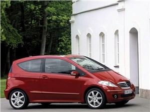 Немецкий гольф-класс на вторичном рынке (VW Golf IV, Audi A3, Ford Focus, Opel Astra, Mercedes-Benz A-Klasse) A-Class -