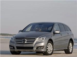 Mercedes-Benz R-Class (минивэн)