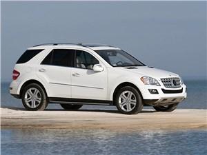 Великолепная пятерка (Mercedes-Benz ML-Klasse,BMW X5,Audi Q7,Porsche Cayenne,Volkswagen Touareg) M-Class -