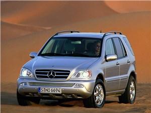 Положение обязывает.. (BMW X5, Mercedes-Benz ML-Klasse, Volkswagen Touareg) M-Class