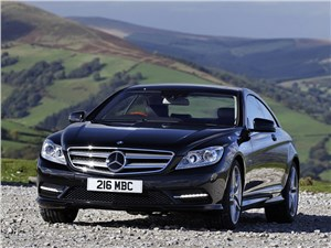 Mercedes-Benz CL-Class (купе)