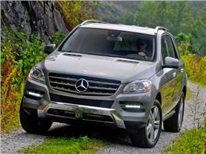 Mercedes-Benz M-Class (универсал)