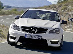 Mercedes-Benz C-Class AMG - Mercedes-Benz C63 AMG 2012