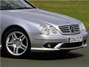 Предпросмотр mercedes-benz cl55 amg 2003
