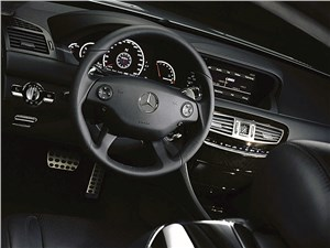 Mercedes-Benz CL63 AMG 2007