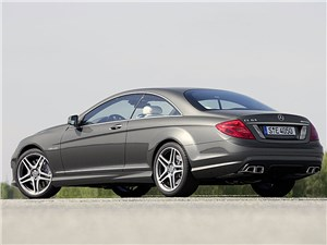 Mercedes-Benz CL-Class AMG - Mercedes-Benz CL63 AMG 2011