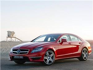 Mercedes-Benz CLS-Class AMG <br />(седан)