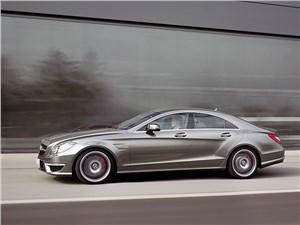 Mercedes-Benz CLS-Class AMG - Mercedes-Benz CLS63 AMG 2012