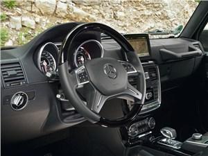 Mercedes-Benz G-Klasse AMG 2012 водительское место