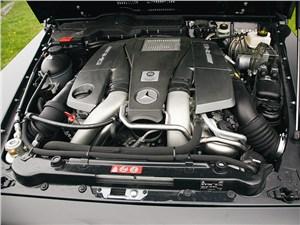 Предпросмотр mercedes-benz g-klasse amg 2012 двигатель