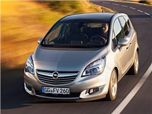 Большие возможности в малом формате (Citroen C3 Picasso,Honda Jazz,Nissan Note,Opel Meriva,Hyundai Matrix,Skoda Roomster) Meriva