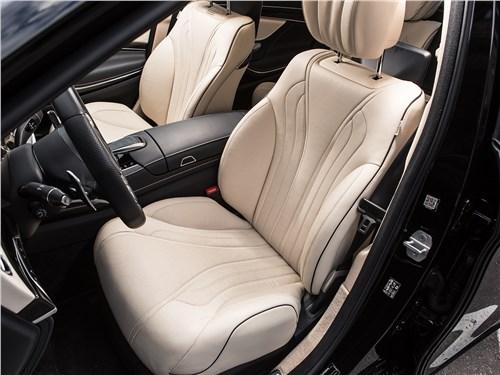 Предпросмотр mercedes-benz s-class 2018 передние кресла