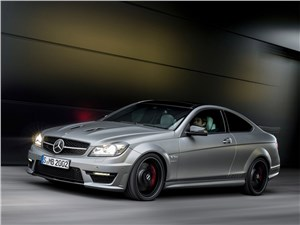 Mercedes-Benz E-Class AMG - Mercedes-Benz Е63 AMG 2013 вид сбоку