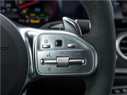 Mercedes-Benz E53 AMG 2019 руль