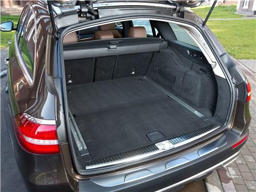 Mercedes-Benz E-Klasse All-Terrain 2017 багажное отделение