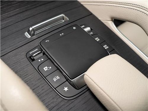 Mercedes-Benz GLE 2020 тачпад