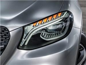 Предпросмотр mercedes-benz coupe suv concept 2014 фара