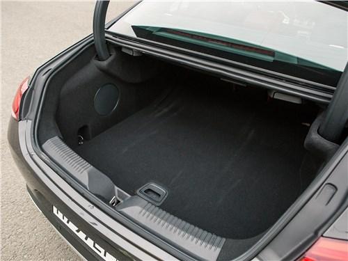 Предпросмотр mercedes-benz cls 2019 багажное отделение