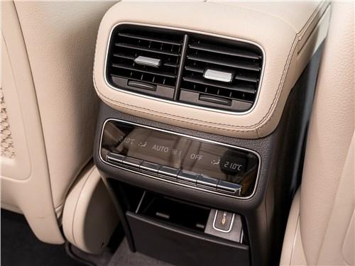 Mercedes-Benz GLS 2020 климатическая система