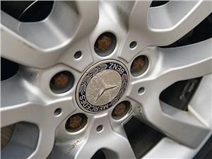 Предпросмотр mercedes-benz ml 350 2008 колесо