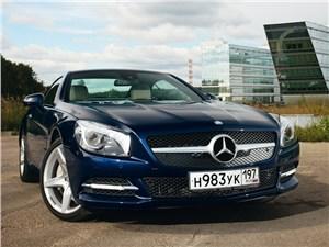 Mercedes-Benz SL-Class (родстер)
