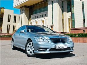 Mercedes-Benz S-Class - mercedes-benz s 300 long 2010 вид спереди