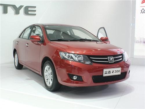 Zotye рассчитывает продать 500 автомобилей в этом году в России