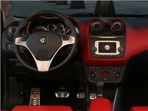Alfa Romeo MiTo 2014 водительское место