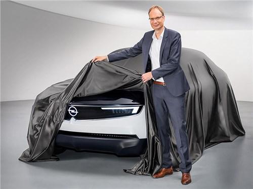 Opel готовит концепт с новым фирменным дизайном