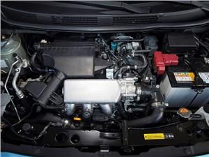Предпросмотр nissan micra 2013 двигатель