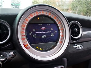 MINI Cooper S Roadster 2012 спидометр