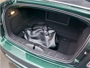 MINI Cooper S Roadster 2012 багажное отделение
