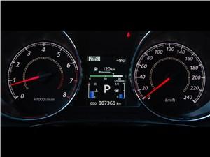 Mitsubishi ASX 2014 приборная панель