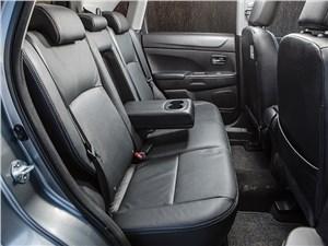 Mitsubishi ASX 2014 задний диван