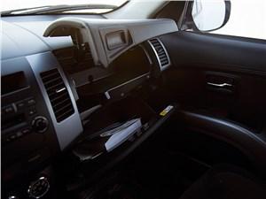 Mitsubishi Outlander XL 2007 бардачок