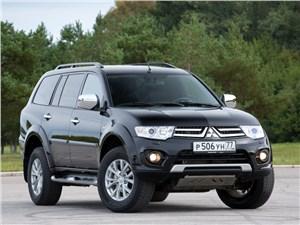 Новый Pajero Sport получил 5 звезд по версии Latin NCAP