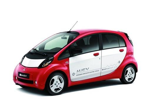 Новость про Mitsubishi - Mitsubishi озвучила перспективы появления электрокаров в России