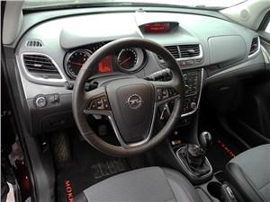 Opel Mokka 2012 водительское место