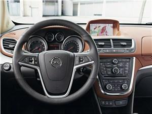 Opel Mokka 2013 водительское место