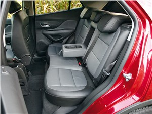 Opel Mokka 2013 задний диван